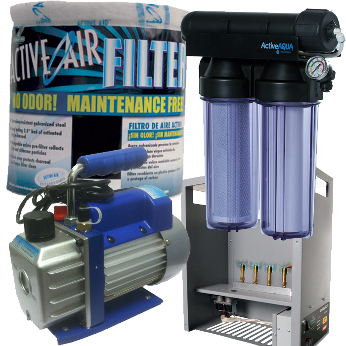 Indoor Growers World - Water and Air Filtration and Purification Equipment